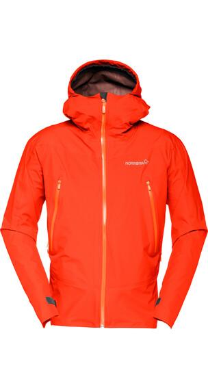 Norrøna Falketind Gore-Tex Jacket Men orange